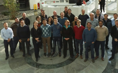 Blog #10 – MinWaterCSP consortium met in Bochum at Kelvion Holding GmbH