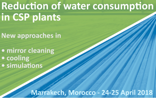 Blog #22 – Announcement of the first MinWaterCSP Conference in Marrakech, Morocco